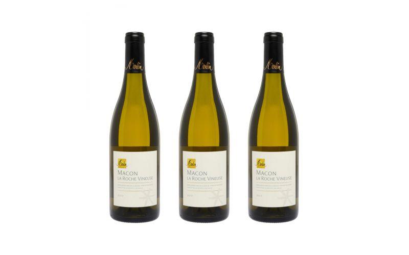 Domaine Merlin Macon White Burgundy 2017