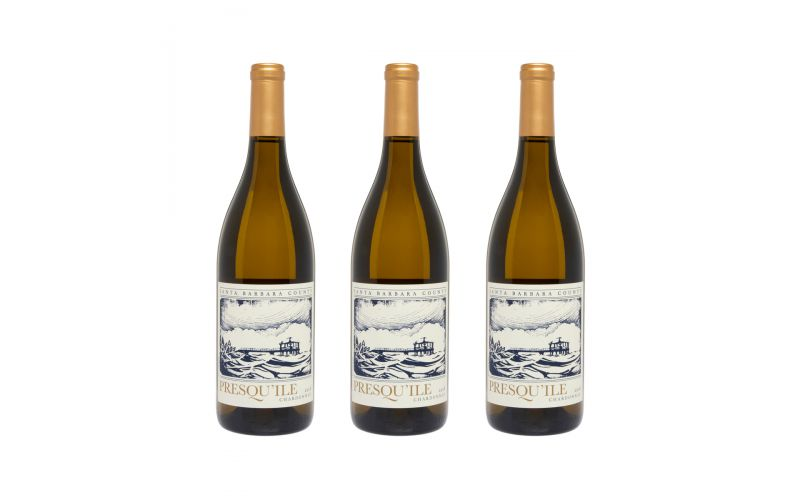 Organic Presquile St Barbara Chardonnay 2018