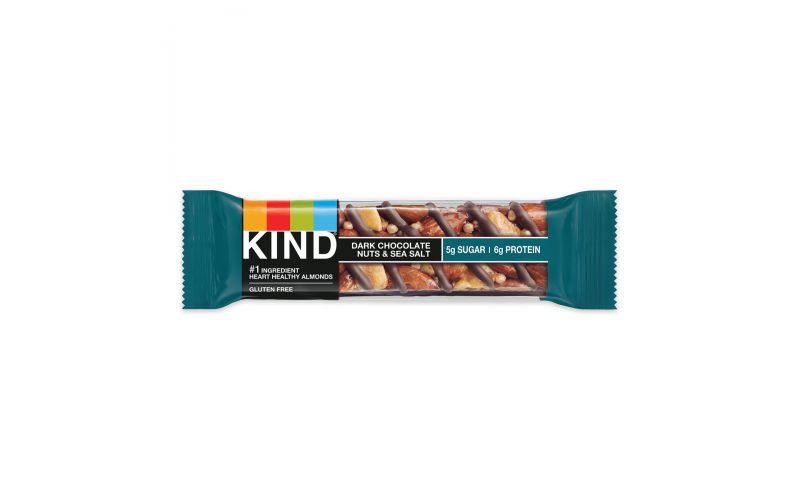 Dark Chocolate, Nuts & Sea Salt Bar