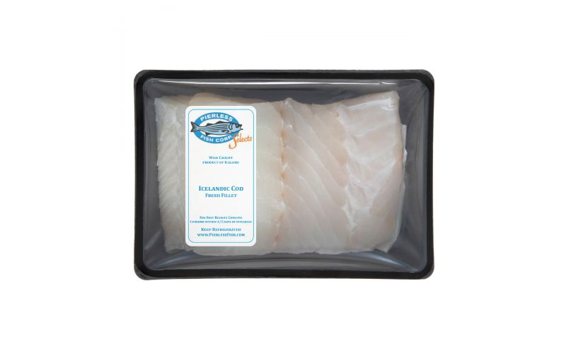 Atlantic Cod Filet