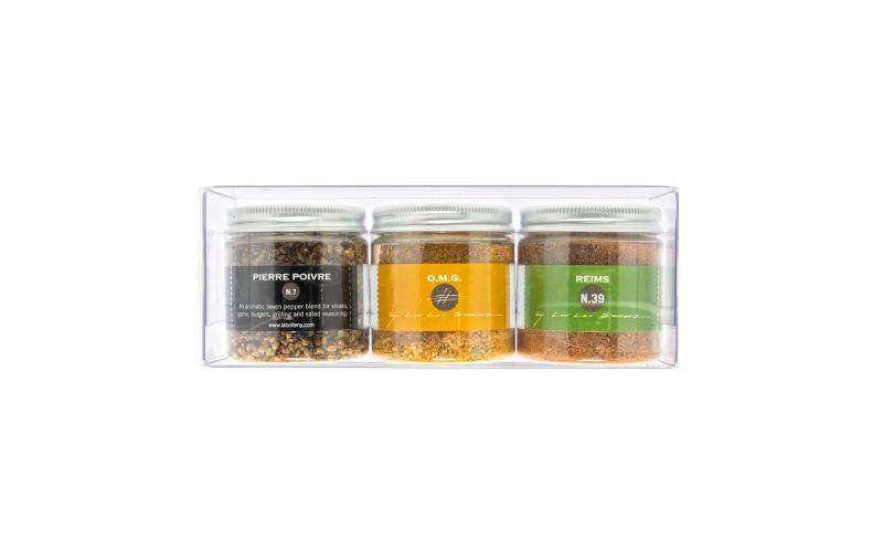 Spice Set Samples