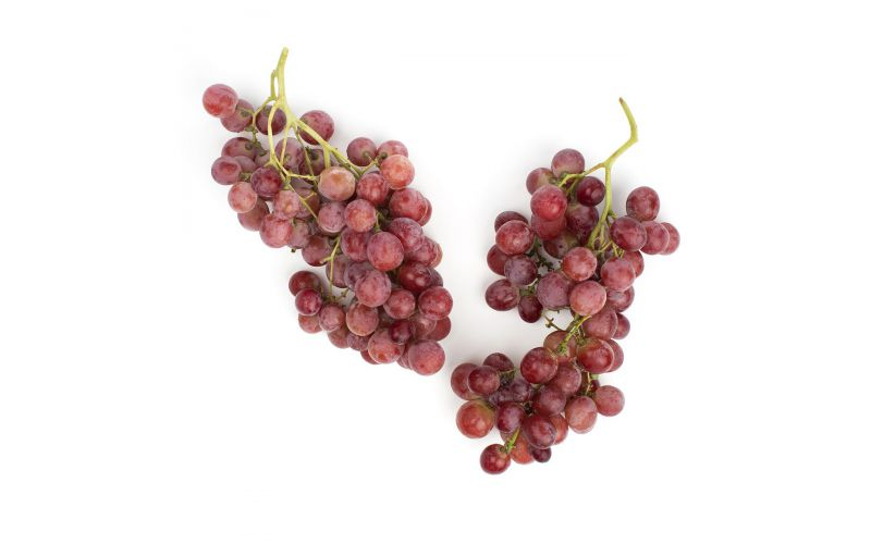 Extra Fancy Red Seedless Grapes Case
