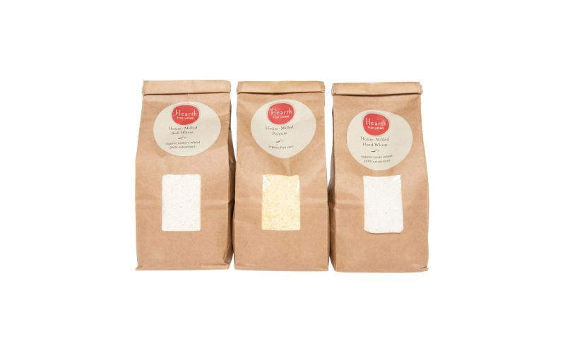 House Milled Artisanal Variety Flour Pack