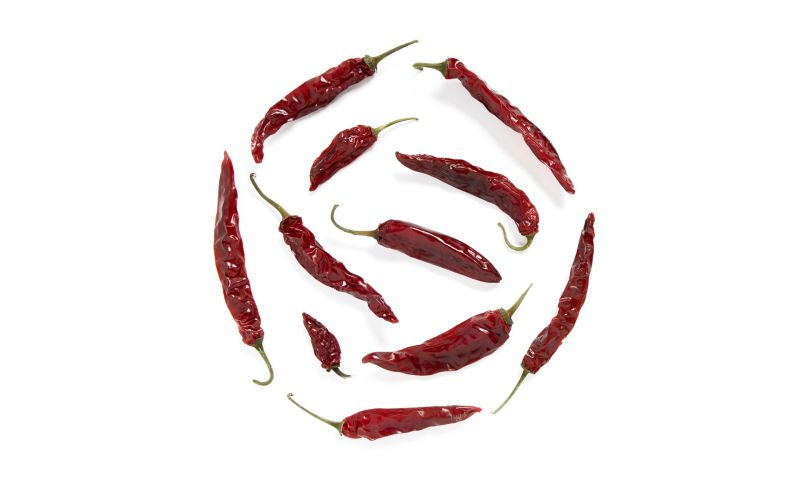 Organic Dried Calabrian Peppers