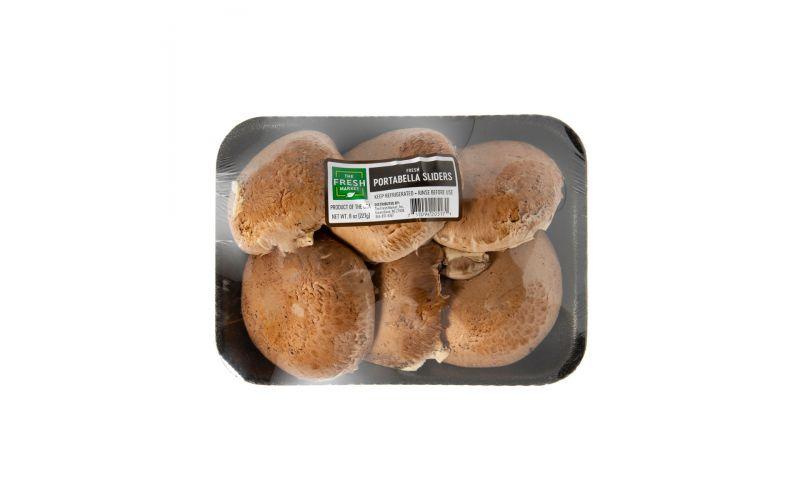 Portabella Caps Mushrooms