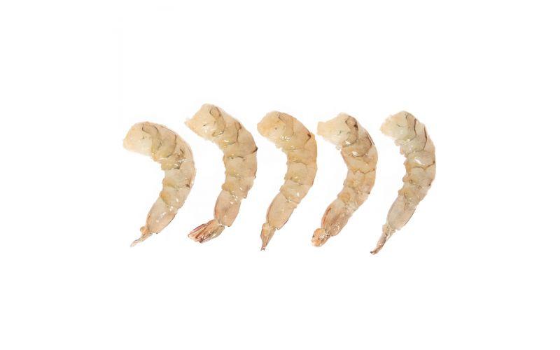 Wild Caught Peeled & Deveined Shrimp 21-25