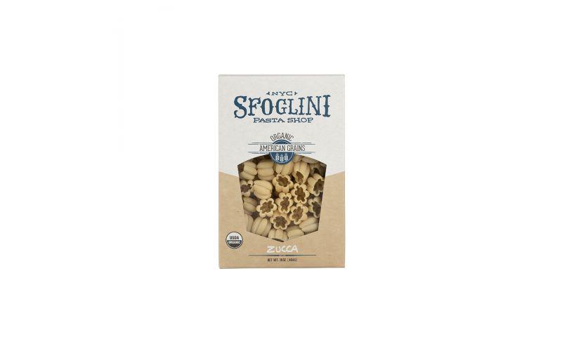 Organic Semolina Zucca Pasta