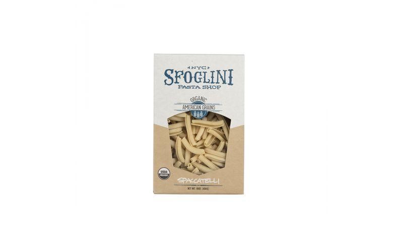 Organic Semolina Spaccatelli Pasta