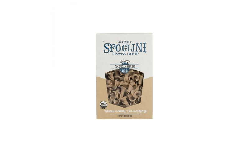 Organic Whole Grain Trumpet Pasta