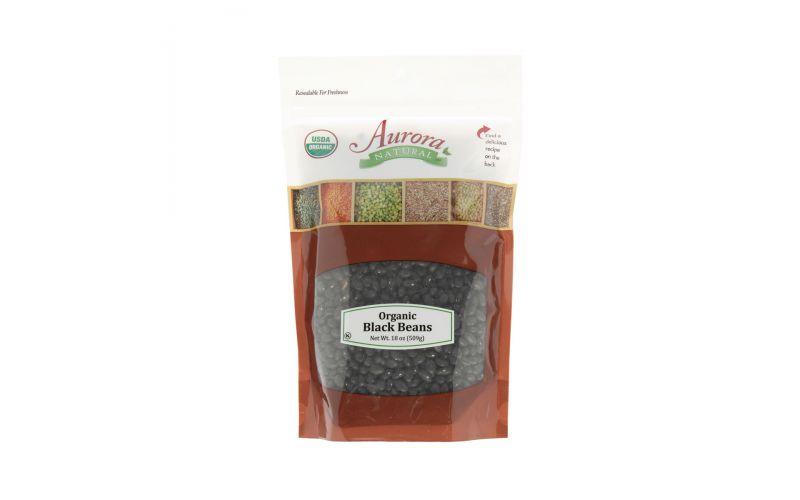 Organic Dried Black Beans