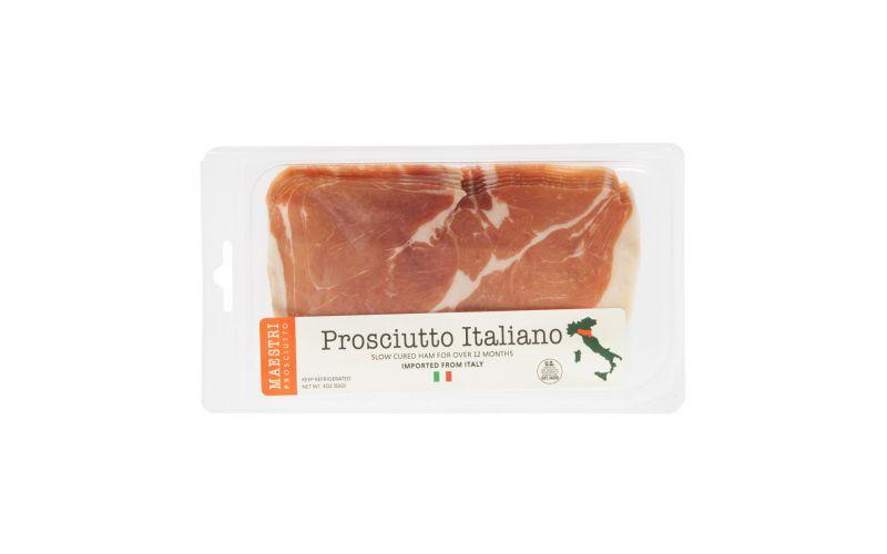 Sliced Prosciutto Italiano