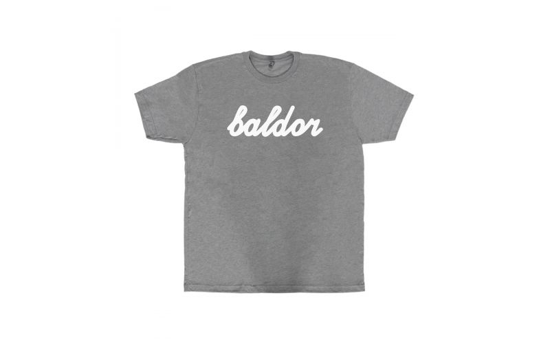 Large Baldor Montauk Series Gray T-Shirt