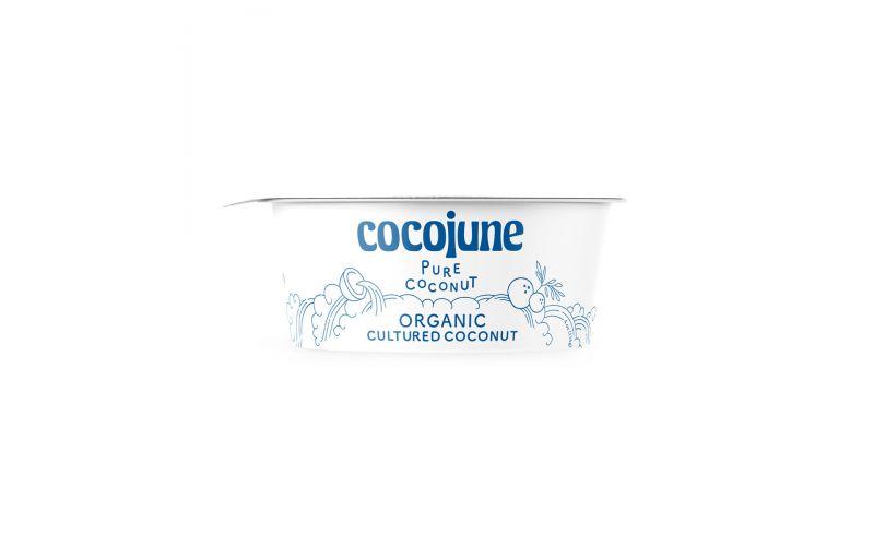 Organic Vegan Pure Coconut Yogurt