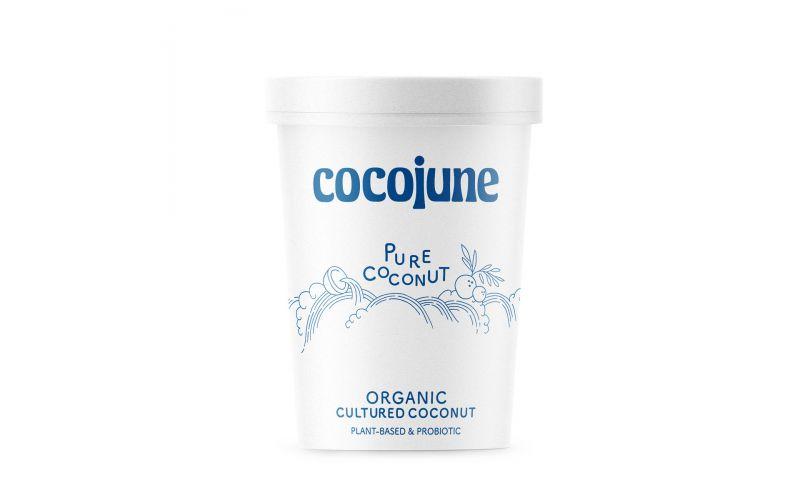 Organic Vegan Coconut Yogurt