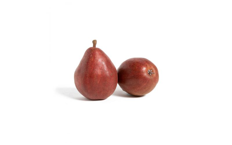 Organic Red Bartlett Pears