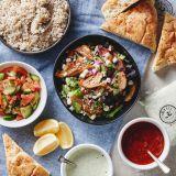 Döner Kabab Salad