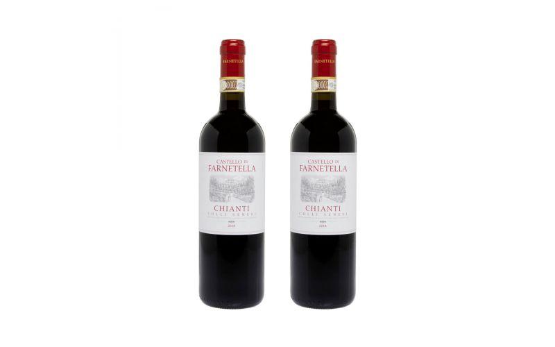 Farnetella Chianti 2018 2 Pk