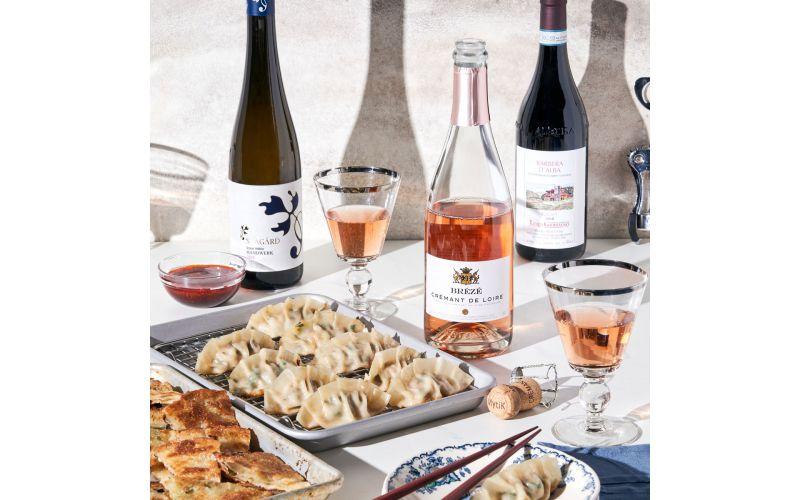 Dumplings And More Wine Sampler 3 Pk