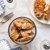 Passover Crushed Fingerling Potatoes