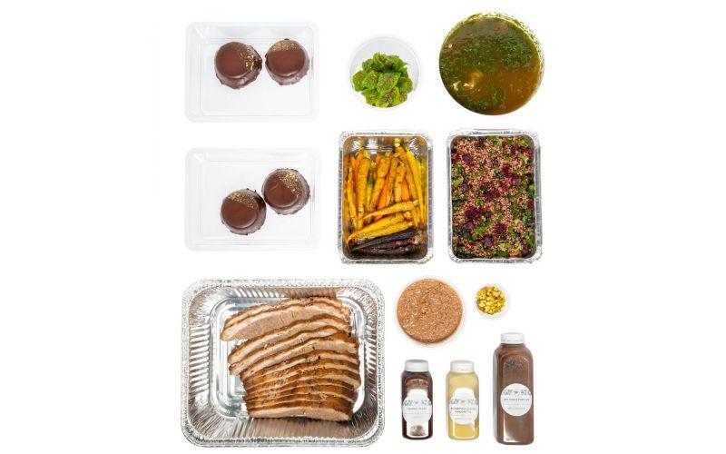 Passover Brisket Dinner