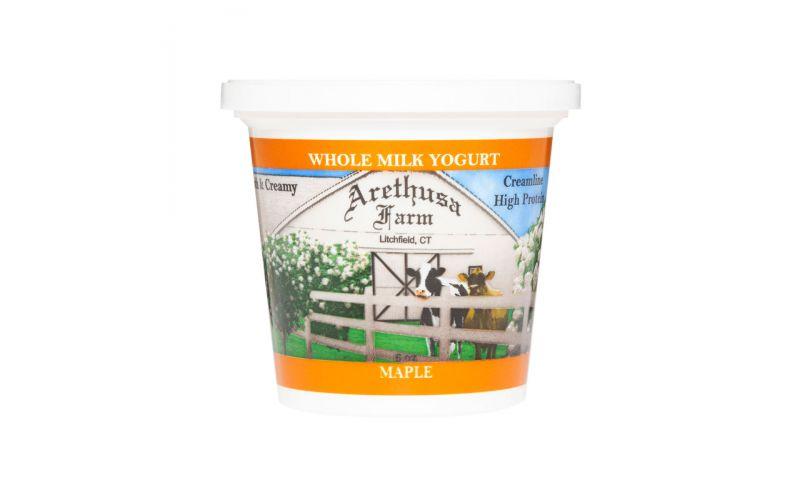 Maple Whole Milk Yogurt