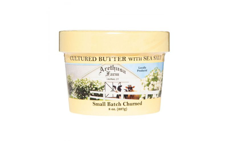 Cultured Butter with Sea Salt