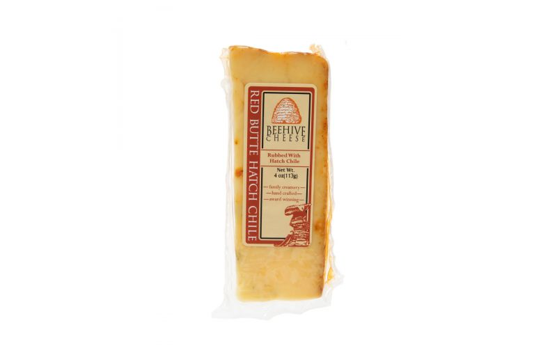 Red Butte Hatch Chile Cheese