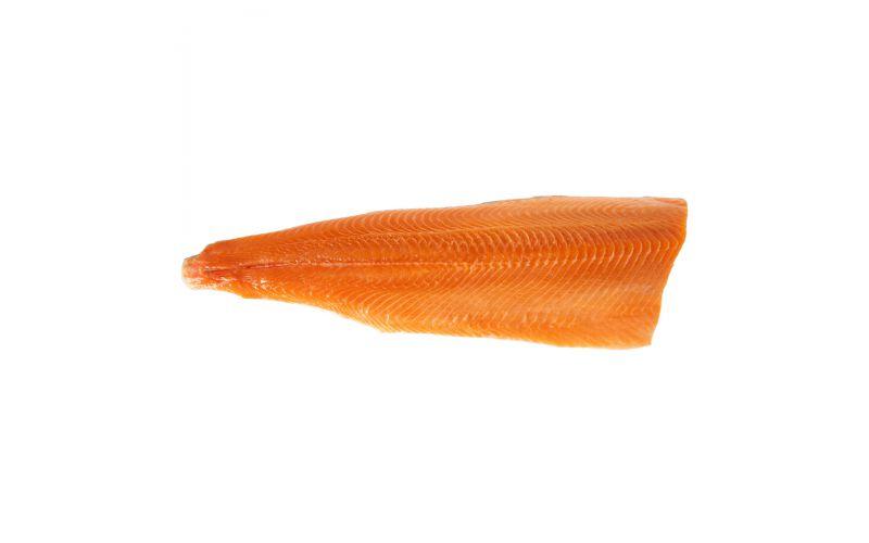 Farm Raised Scottish Salmon Side