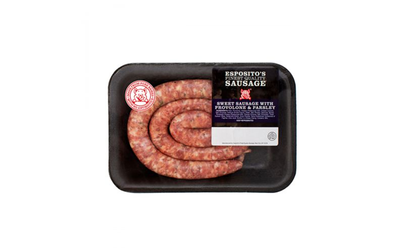 ABF Nat. Rope Cheese and Parsley Sweet Sausage
