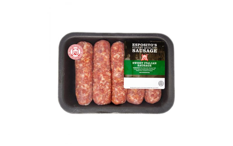 ABF Nat. Sweet Italian Sausage 3 OZ