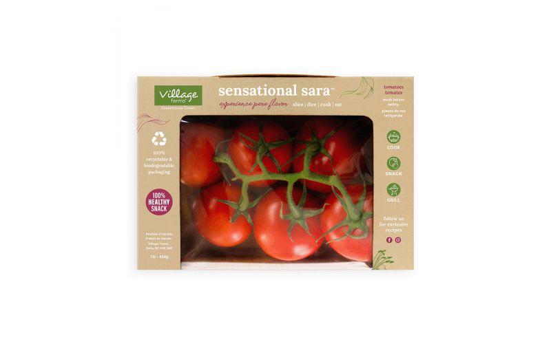 Sensational Sara Tomatoes