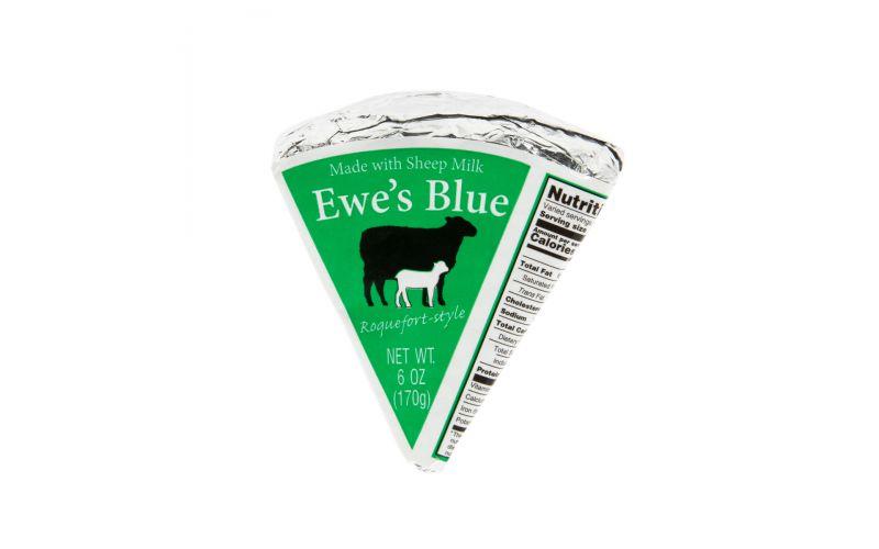 Ewe's Blue Wedges