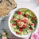 Mothers Day Smoked Salmon Salad