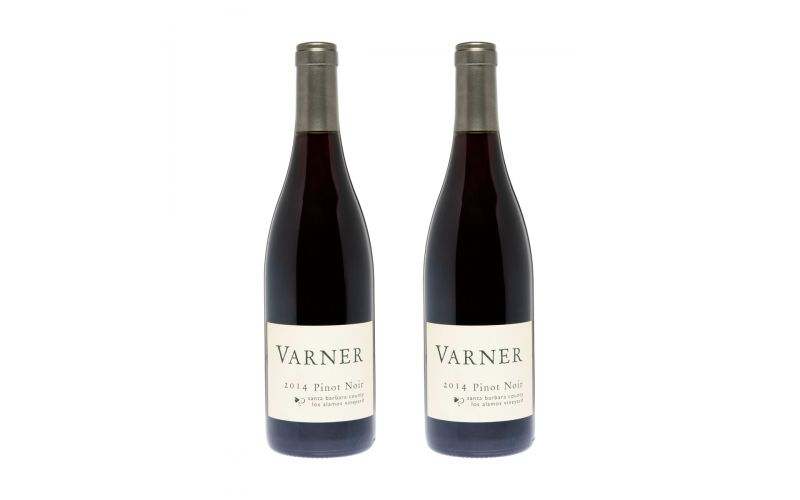 Varner Pinot Noir Los Alamos Vineyard  2014 2 Pk