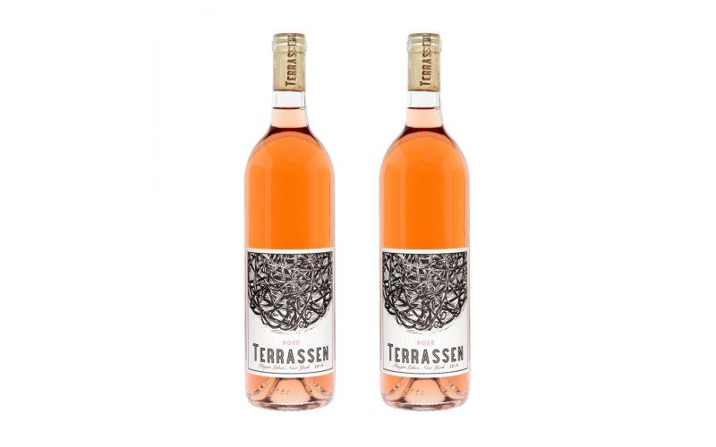 Terrassen Finger Lakes Rose 2019 2 Pk
