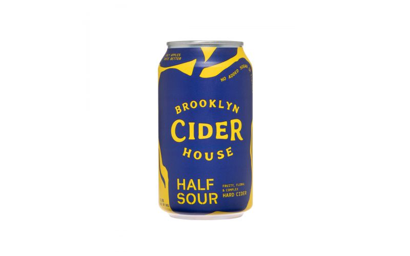Half Sour Cider 4 Pk