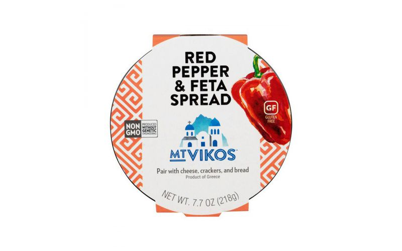 Mt. Vikos Red Pepper And Feta Spread