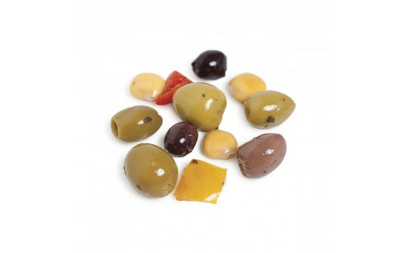 French Olive Mix Pitted