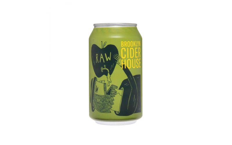 Brooklyn Cider House Raw Cider