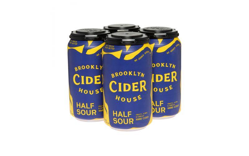 Brooklyn Cider House Half Sour Cider