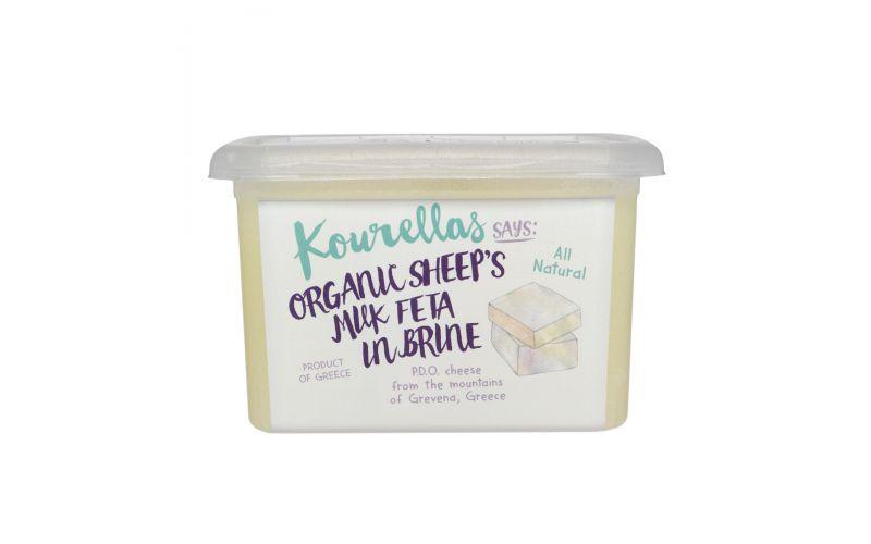 Organic Feta Cheese