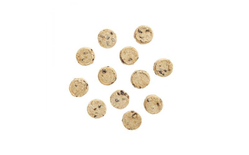 Ready to Bake Oatmeal Raisin Cookie Dough
