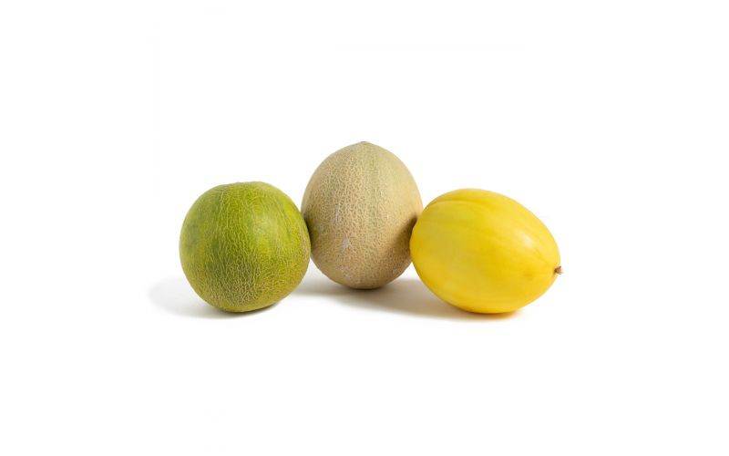 Organic Mixed Heirloom Melons