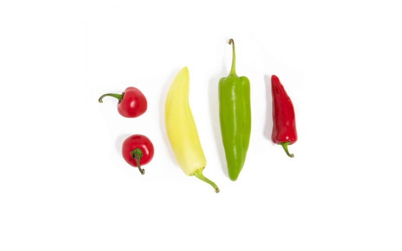 Variety Hot Pepper Box