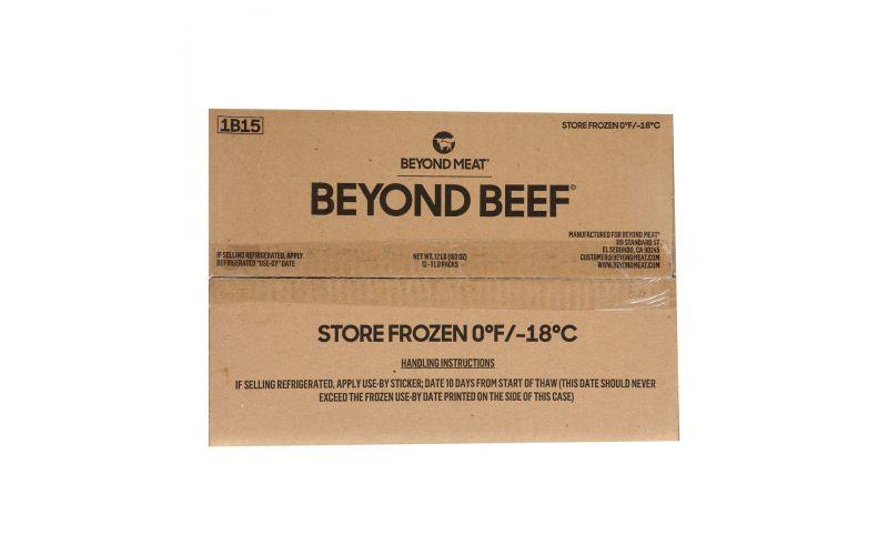 Beyond Ground Beef