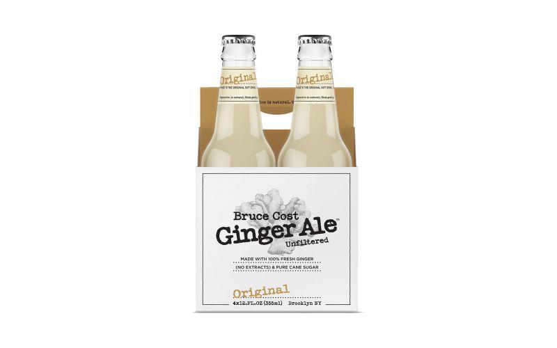 Original Bruce Cost Ginger Ale