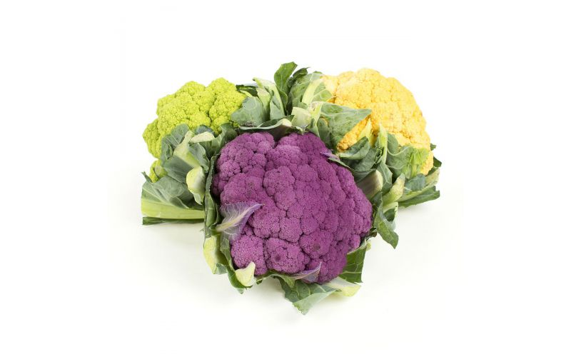 Tri-Color Cauliflower