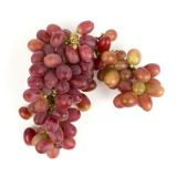 Medium/Large Red Seedless Grapes