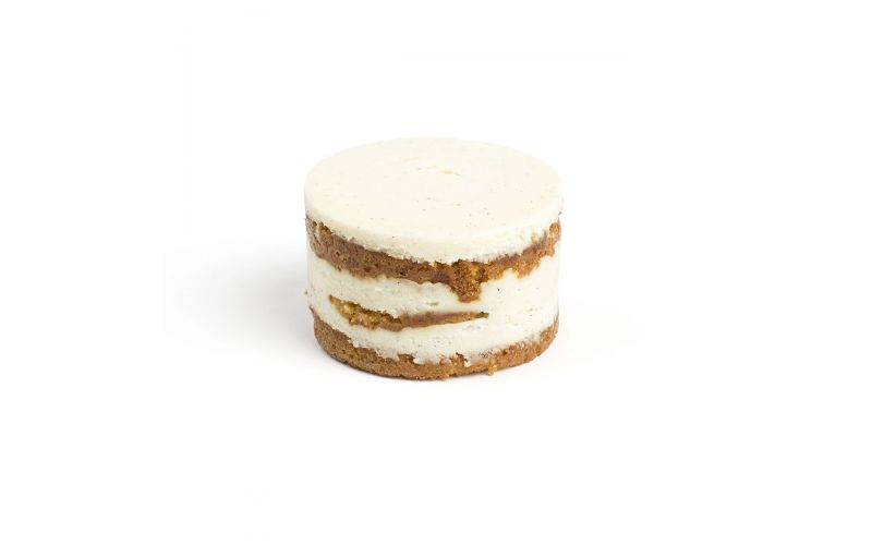 """3"""" Carrot Layer Cakes"""