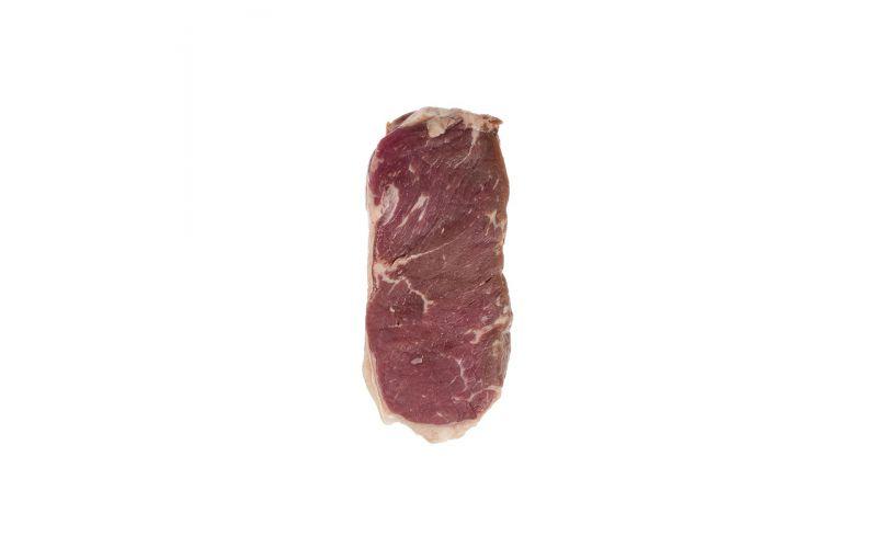 Top Choice Boneless Beef Strip Steaks 12 OZ